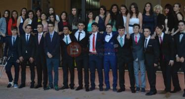 Graduación de los alumnos del Colegio Virgen de la Vega de Benavente