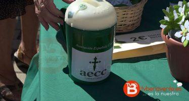 La Junta Local de la AECC en Benavente realizará mañana la cuestación