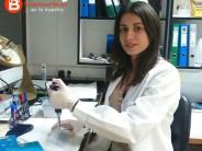 La benaventana Natalia Robledinos Antón premio joven talento en lel IV Premio Innova del Diario de León