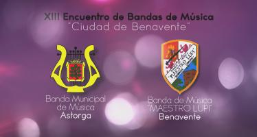 """VIDEO: XIII Encuentro de Bandas de Música """"Ciudad de Benavente"""""""