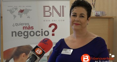 Presentación del lanzamiento de BNI Beneficios Benavente