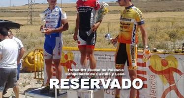 Juan Roncero, Álvaro Lobato y Héctor Baeza campeones de Castilla y León de btt
