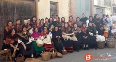 Clausurado por todo lo alto el taller de folklore tradicional de Ayoó de Vidriales
