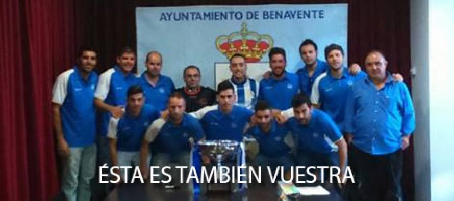 """Luciano Huerga y Fernando Marcos """"fichan"""" por el At. Benavente"""