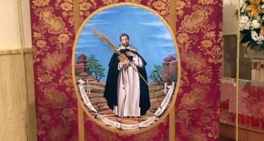 La Asociación de San Lucas del Espíritu Santo de Carracedo de Vidriales estrena estandarte