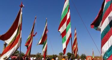 II Encuentro de Pendones en honor a la Virgen del Campo