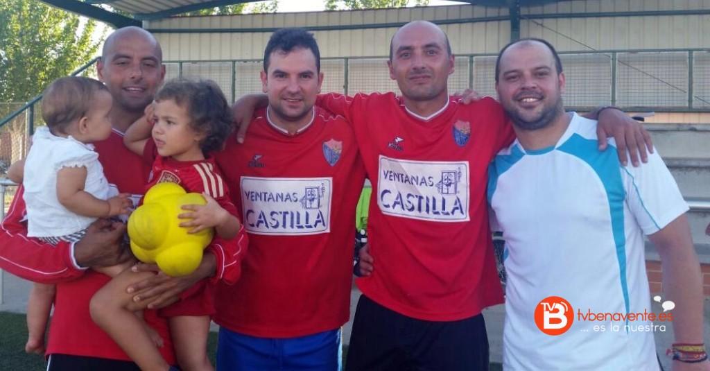 Segundo reencuentro futbol - Benavente - Virgen de la Vega - TVB - 5