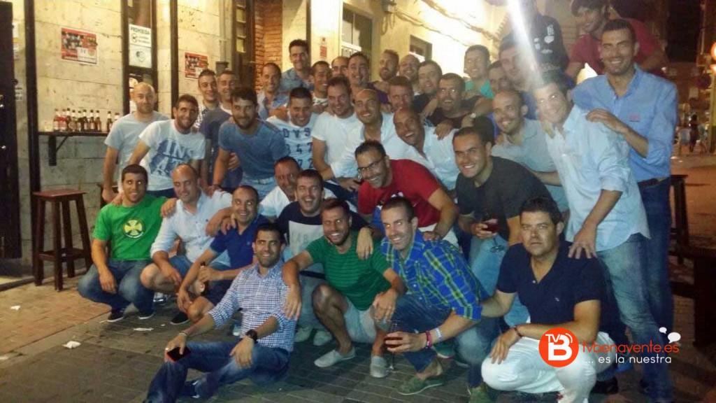 Segundo reencuentro futbol - Benavente - Virgen de la Vega - TVB - 6