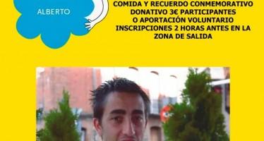 La I marcha caminemos para respirar de Benavente conmemora al deportista Alberto Lorenzana