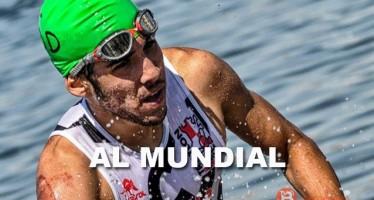 La isla de Cerdeña espera a Sixto Vaquero para disputar el Campeonato del Mundo