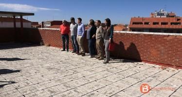 Visita por el Centro Cívico de Benavente