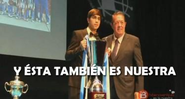 El At. Benavente protagonista en la gala de la Liga Nacional de Fútbol Sala