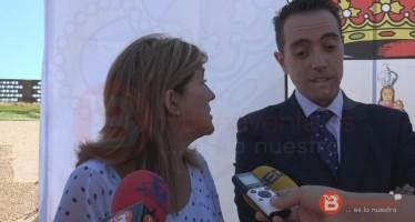 El alcalde de Benavente se ha reunido con la presidenta de la diputación de Zamora para solicitar varios temas