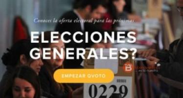 Qvoto.org ayuda al ciudadano a determinar que agrupación política votar