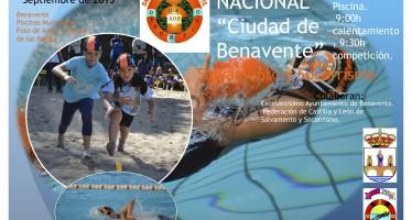 Competición de socorristas el próximo domingo en Benavente