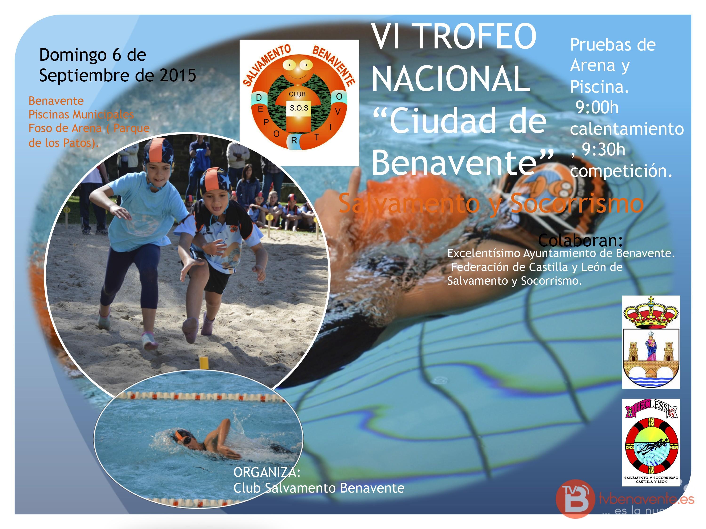 Competici n de socorristas el pr ximo domingo en benavente for Piscinas benavente
