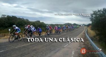"""56 cicloturistas cumplen un año más con la marcha """"Ciudad de Benavente"""""""