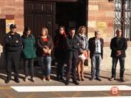 El ayuntamiento de Benavente muestra su repulsa ante la violencia de género