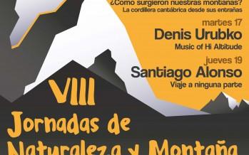 VIII Jornadas de Naturaleza y Montaña en Benavente