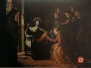 Inaugurada la exposición Teresa de Jesús: Con el velo en vela en Benavente
