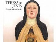 """La exposición """"TERESA DE JESÚS, Con el velo en vela"""" se presenta en el Centro Cultural Soledad González"""