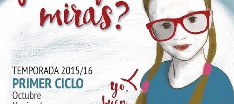 Cartelera del ciclo de otoño 2015/16 de Cine Club Fetiche