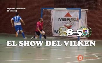 El Vilken Mañanes consigue una victoria a base de físico ante el Boal F.S