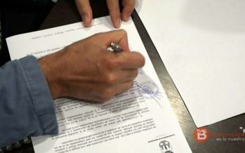 Firmado el convenio de colaboración para la constitución del vivero de empresas de Benavente