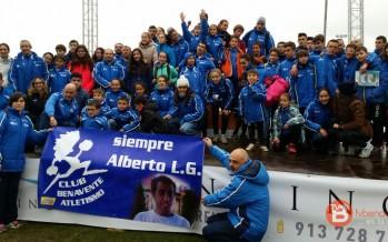 Resultados fin de semana atletas Club Benavente Atletismo