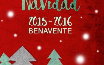 Programación de actividades Navidad 2015 – Benavente