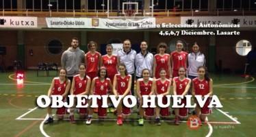 Cristina Conde subcampeona del torneo de baloncesto infantil de Lasarte