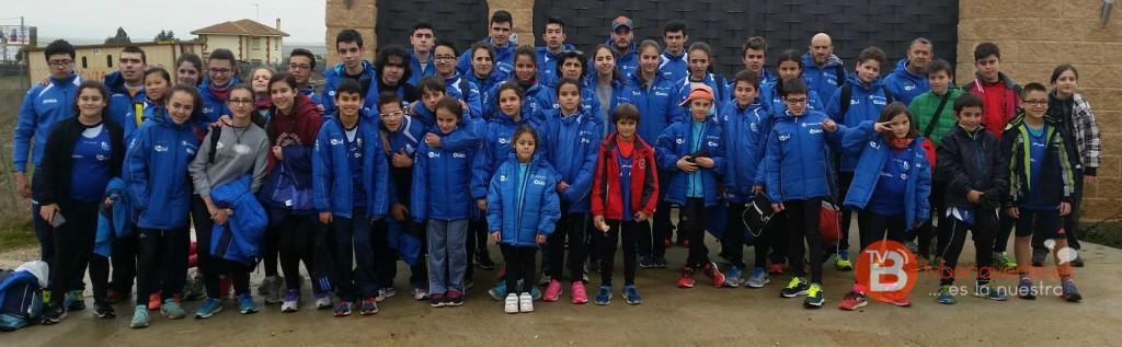 Atletismo Benavente - PISTA 23-ENERO-TORO