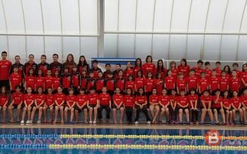 La natación benaventana se exhibe en todas sus categorías