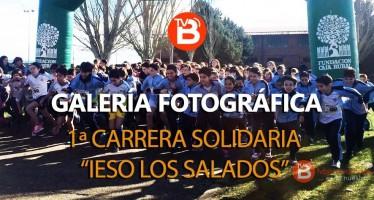 """GALERÍA FOTOGRÁFICA – I Carrera Solidaria """"IESO Los Salados"""""""