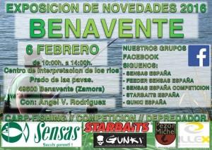 Pesca Benavente - Exposicion Novedades 2016.jpeg