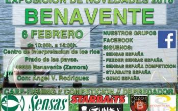 Exposición y próximas actividades del Club Deportivo de Pesca de Benavente