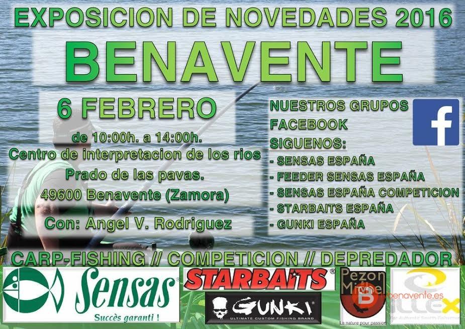 Photo of Exposición y próximas actividades del Club Deportivo de Pesca de Benavente