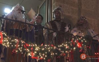 VIDEO: Cabalgata de Reyes y Belén Viviente en Benavente