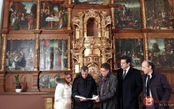 La Junta pone en valor la iglesia de Santa Marina de Barcial del Barco