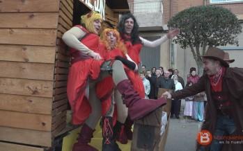GALERÍA FOTOGRÁFICA: Carnaval de Benavente 2016