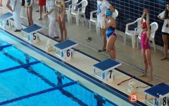 Los nadadores del Benavente Natación destacan en el territorial alevín