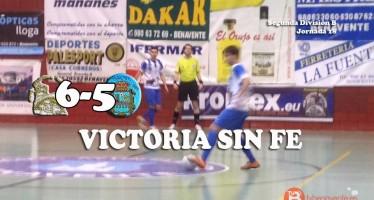 El Vilken Mañanes gana un partido sin convinción ante un Ourense que mereció más