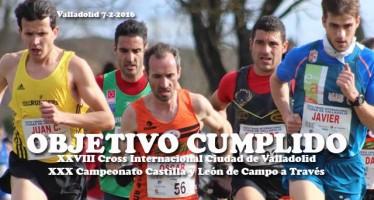 Eduardo Martínez (Caug Guadalajara) consigue plaza para el nacional en el Internacional de Valladolid
