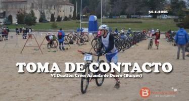 El Triatlón Benavente-Trican La Bañeza toma posiciones en su debut de temporada en Aranda de Duero