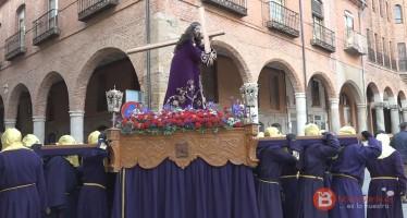 """La cofradía """"Jesus Nazareno"""" de Benavente comienza sus actos de Semana Santa"""