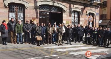 Rechazo y condena a los atentados de Bruselas en Benavente