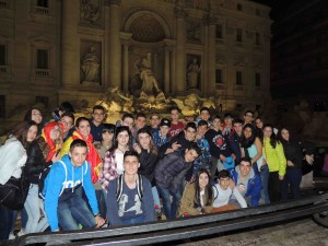 San Vicente de Paul - Benavente - Roma 2