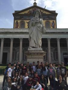 San Vicente de Paul - Benavente - Roma 7
