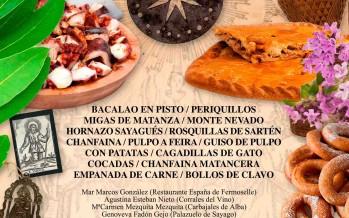 """VIII Taller de Cocina Tradicional de Zamora """"De Pascua de Ramos"""""""