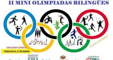 El Racing Benavente se atreve con las II Mini Olimpiadas Bilingües en Semana Santa